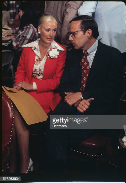 John Dean Iii And His Wife Pictures Getty Images
