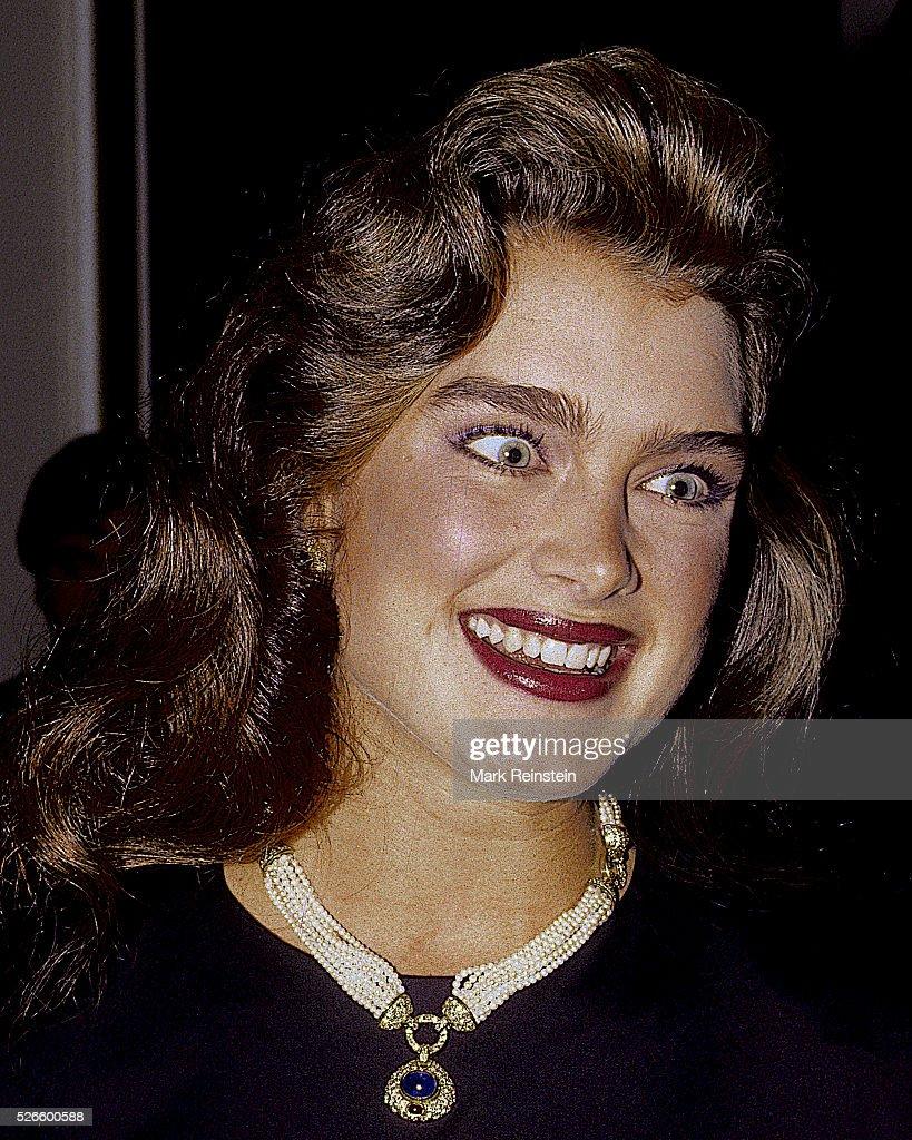 Brooke Shields 1987: Brooke Shields