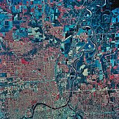 'Washington, D.C., satellite image'