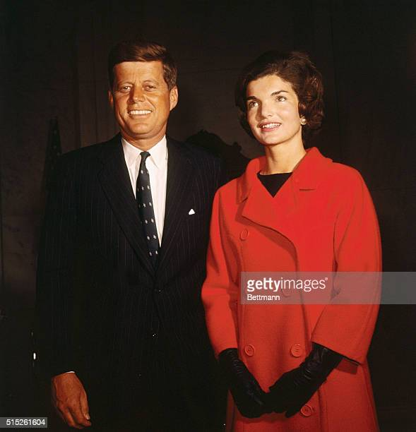 Washington DCSenator John F Kennedy announced officially today he will seek the 1960 Democratic Presidential nomination and said he is confident that...