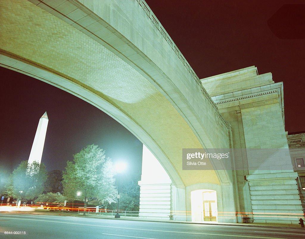 Washington Monument : Stock Photo