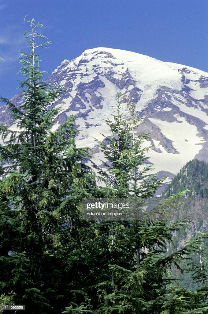 Washington, Mt, Rainer.