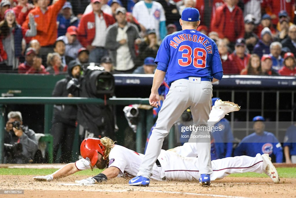 Image result for mike montgomery wild pitch game 5