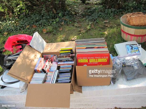 Washington Post columnist John Kelly's illfated yard sale last week in Silver Spring Maryland on September 22 2012 Kelly said 'Who wouldn't want...