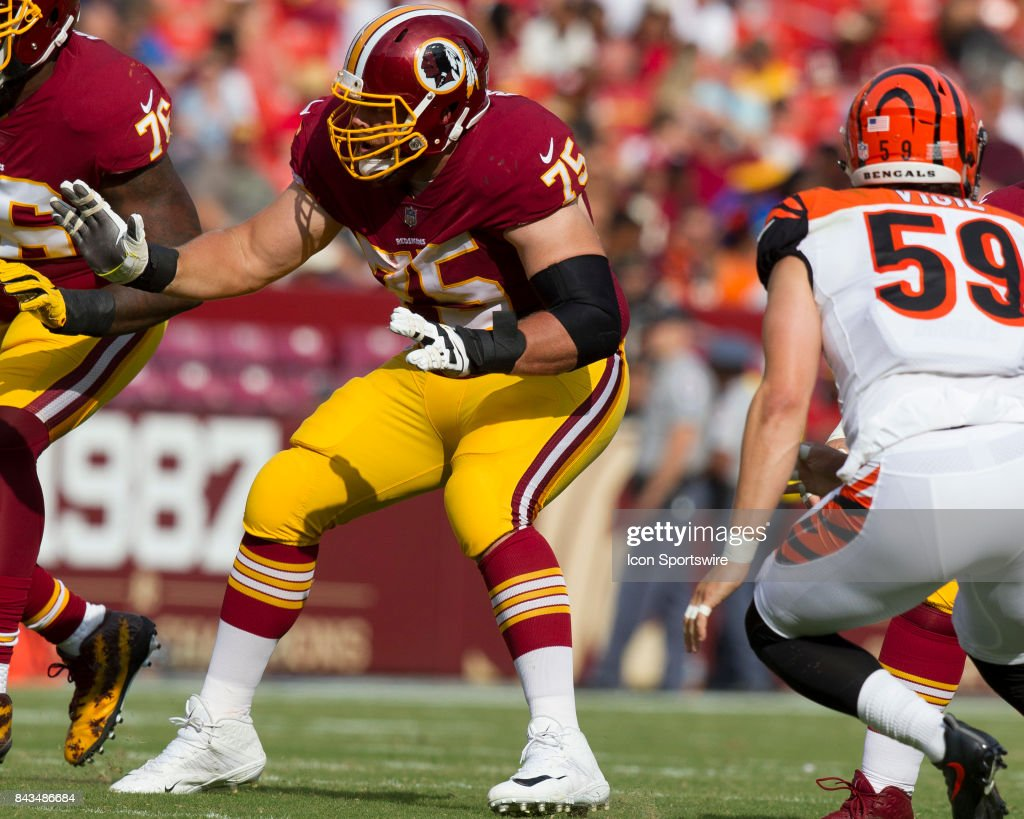 NFL AUG 27 Preseason Bengals at Redskins