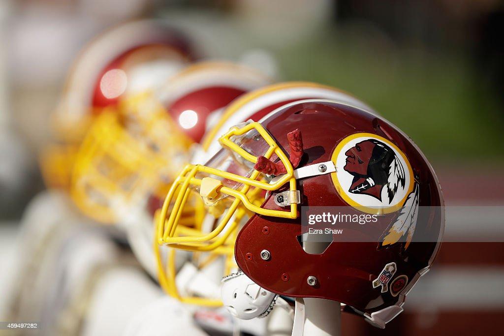 Redskins Helmet 2014 Washington Redskins v ...