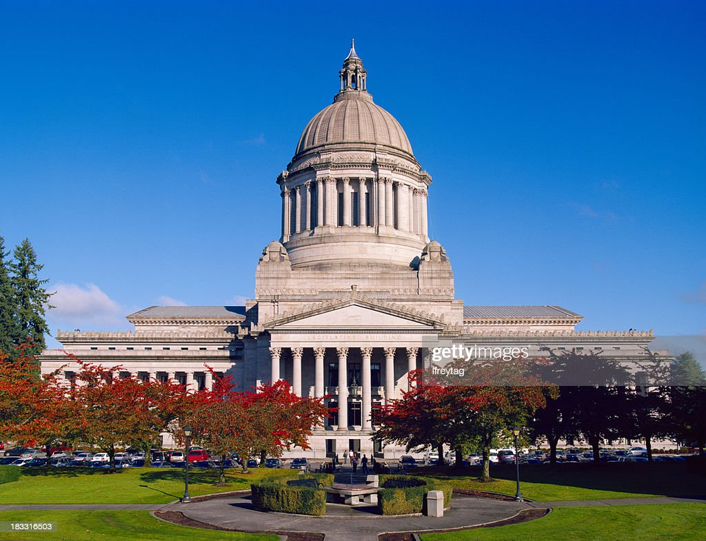 'Washington State Legislative Building, Autumn 2010'