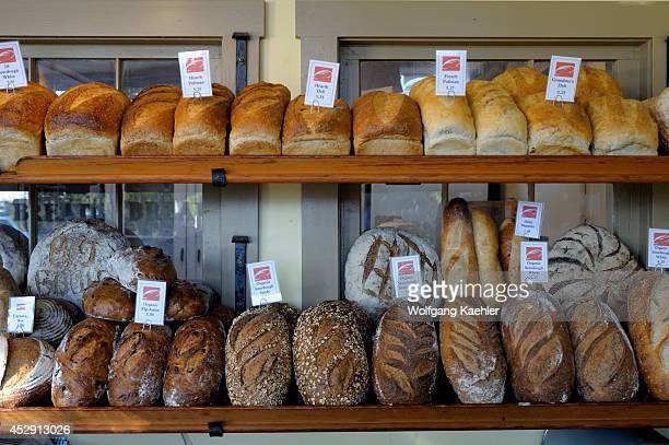USA Washington State Port Townsend Pane D'amore Bakery Breads