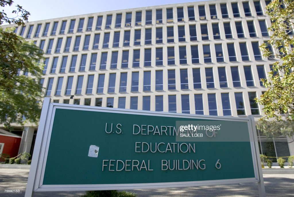 Image result for department of education  getty images