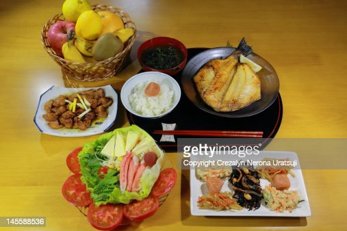 Washoku stock photo getty images for 0 5 japanese cuisine