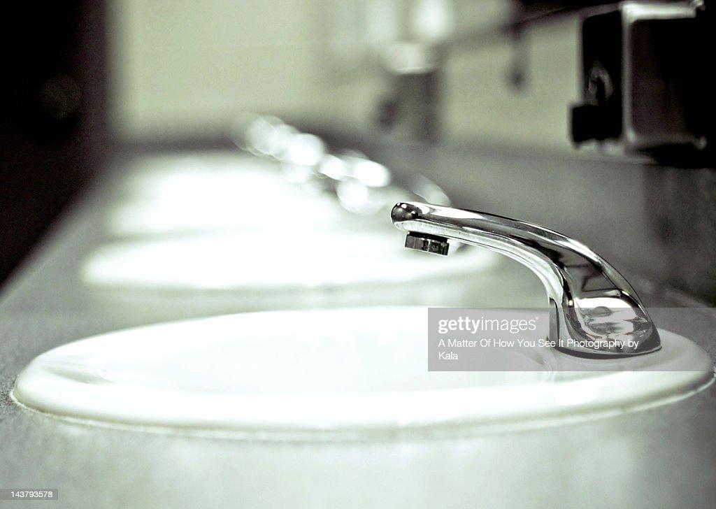 Washroom for 8