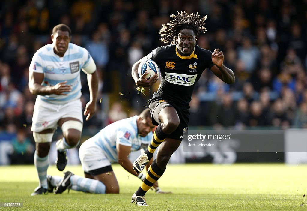 London Wasps v Racing Metro - Amlin Challenge Cup