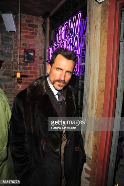 Wass Stevens attend Wool and The Gang's US Debut and Unveiling of The Smile Dinner Celebration Hosted by Julie Gilhart at The Smile on February 19...