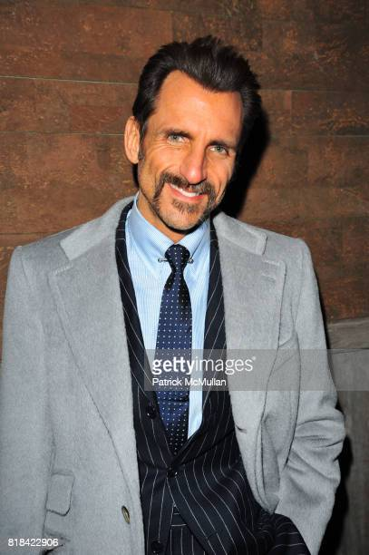 Wass Stevens attends American Red Cross Concern Worldwide and The Edeyo Foundation Fundraiser at 1 OAK on January 21 2010 in New York City