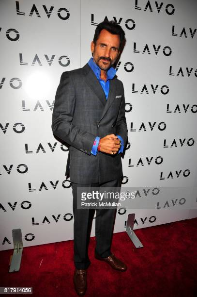 Wass Stevens attends LAVO NY Grand Opening at LAVO NYC on September 14 2010 in New York City