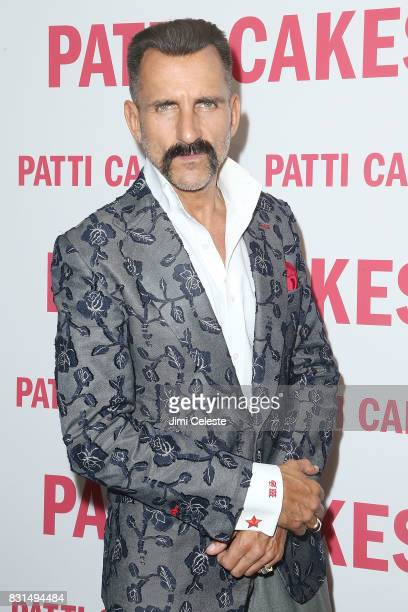 Wass Stevens attends the New York premiere of 'Patti Cake$' at Metrograph on August 14 2017 in New York City