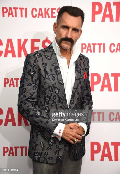 Wass Stevens attends the 'Patti Cake$' New York Premiere at The Metrograph on August 14 2017 in New York City