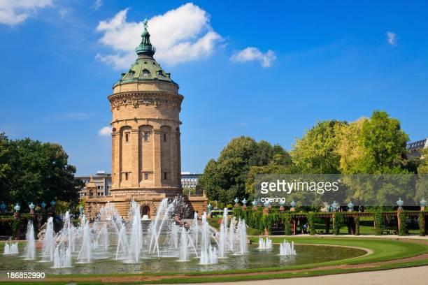 Water wastage-Mannheim