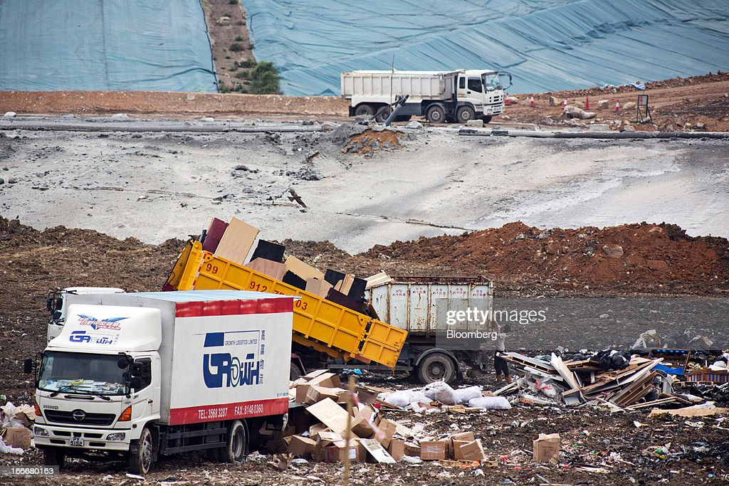 hong kong landfill problem Problems in guangzhou in the near future are perceivable in this paper, these   reserved keywords: solid waste management guangzhou hong kong china.