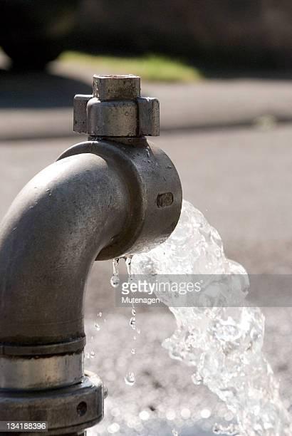 Gaspillage d'eau