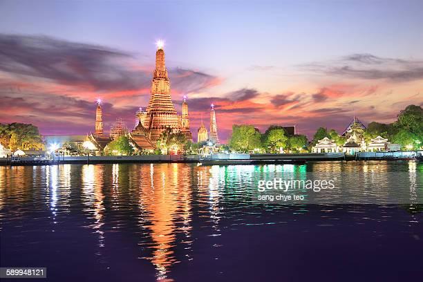 Wat Arun Bangkok landmark