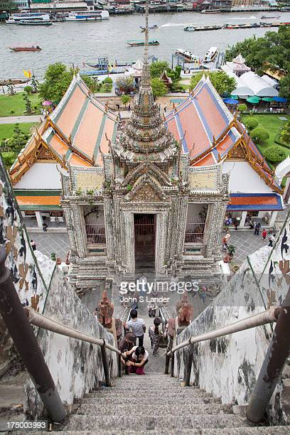 Wat Arun or the Temple of Dawn is a Buddhist temple on the west bank of the Chao Phraya River in Bangkok Its name comes from the Indian god Aruna Wat...