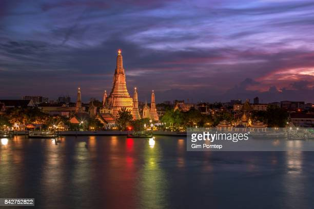 Wat Arun Temple The symbol of Bangkok