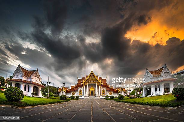Wat Benchamabophit or Marble Temple