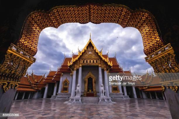 Wat Benchamabophit (inside)