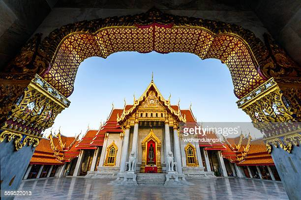 Wat Benchamabophit,Bangkok Thailand