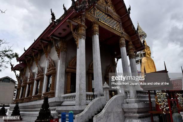 Wat Indrawiharn, Bangkok, Thailand