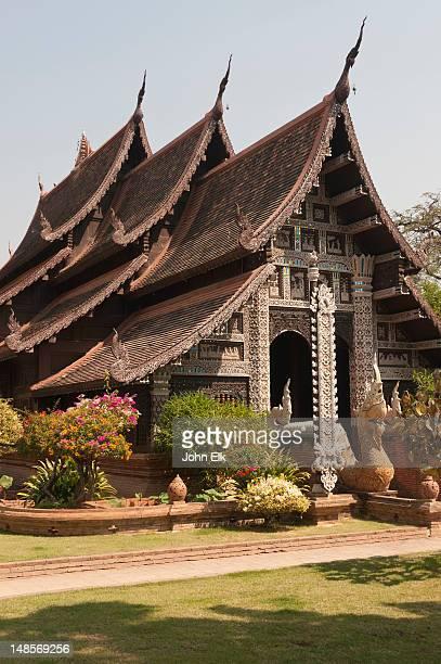 Wat Lok Molee, viharn.