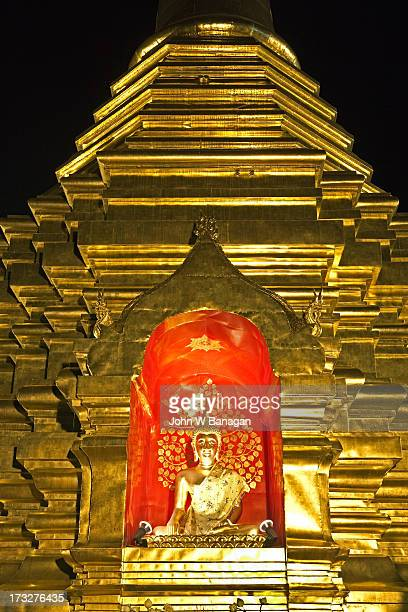 Wat Pan On Temple, Chiang Mai, Thailand