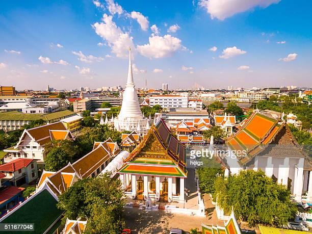 Wat Pathum Wanaram à Bangkok, Thaïlande