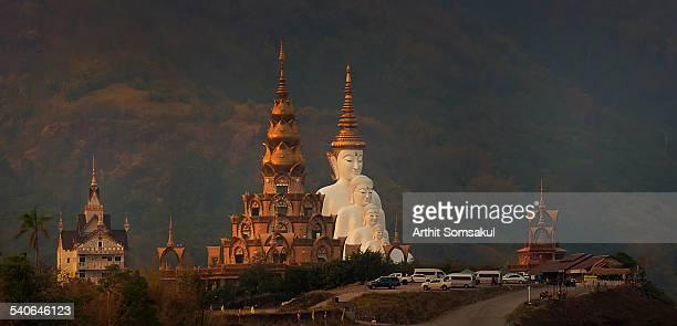 Wat Phasornkaew, Petchaboon ,Thailand