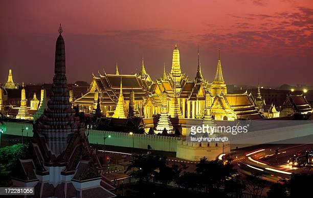 wat phra kaeo bangkok thailand