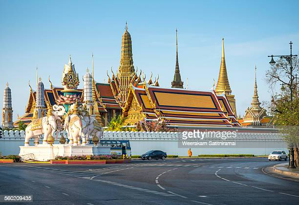 Wat Phra Kaeo or Temple of the Emerald Buddha