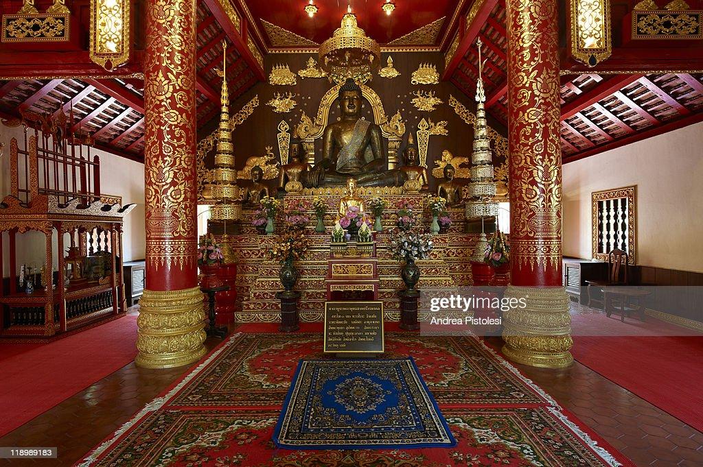 Wat Phra Kaew Buddhist temple, Thailand