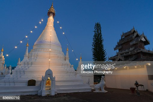 Wat Phra That Doi Kong Mu Stock Photo  Getty Images