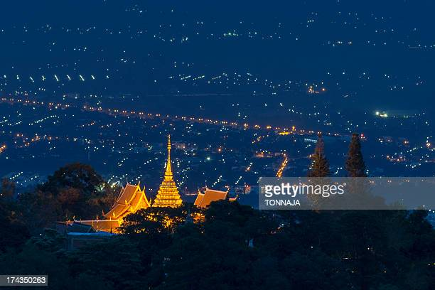 Wat Phra That Doi Suthep in Chiangmai