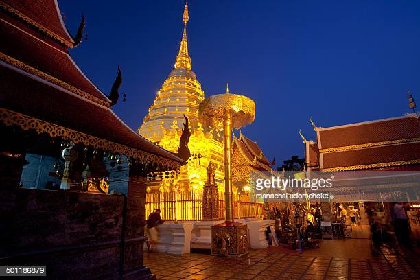 CONTENT] Wat Phra That doi Suthep is the tourist attraction place in Chiang Mai province located at the northern of Thailand The Temple name...
