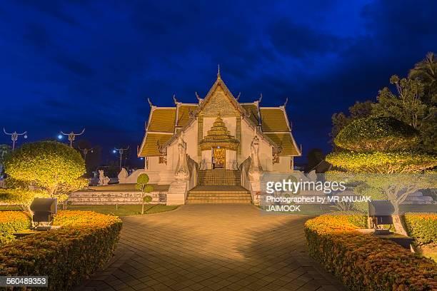 Wat Phumin in Nan province