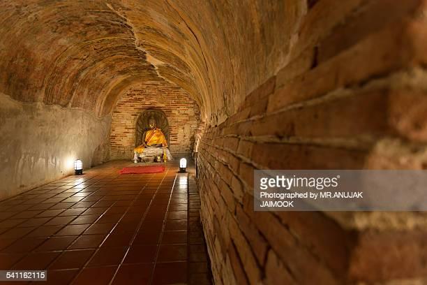 Wat Umong at Chiang Mai