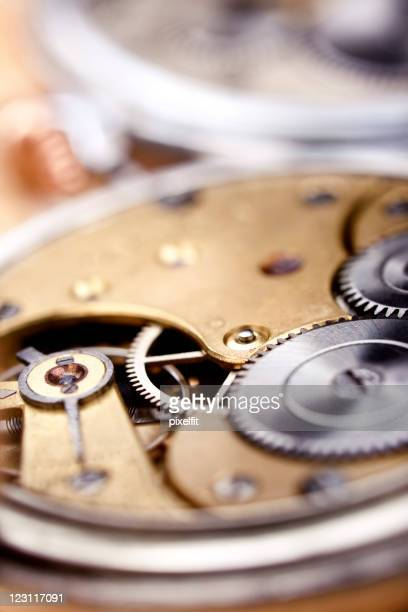 Watch Mechanismus