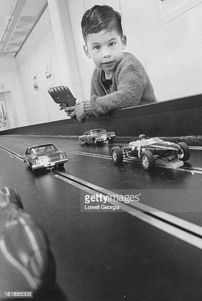 1965 Toys For Boys : Christmas boys toy car stock fotos und bilder getty images