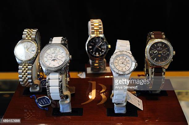 Watches available at Jeffery B Jewelers on September 9 in Aurora Colorado Jeffery B Jewelers opened in 2010 and offers a range of jewelry pieces and...