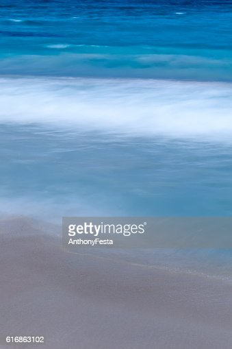 Water and Sand : Stock Photo