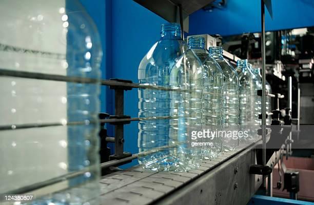 Usine de mise en bouteille d'eau