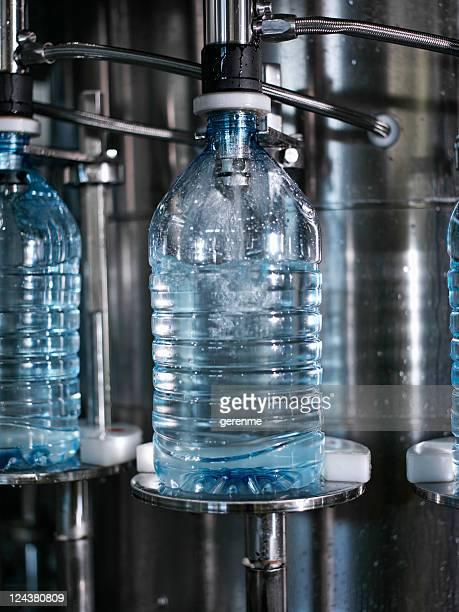 Wasser Abfüllanlage