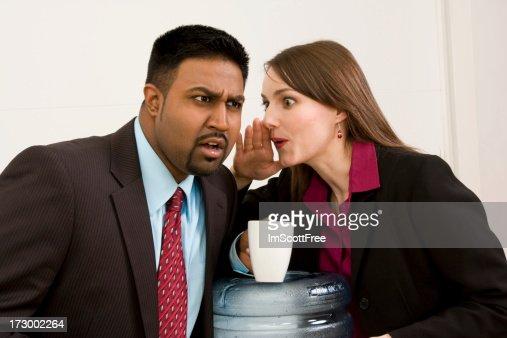 water cooler gossip